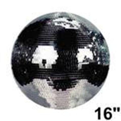 Disco ball 16-Inch with battery powered motor