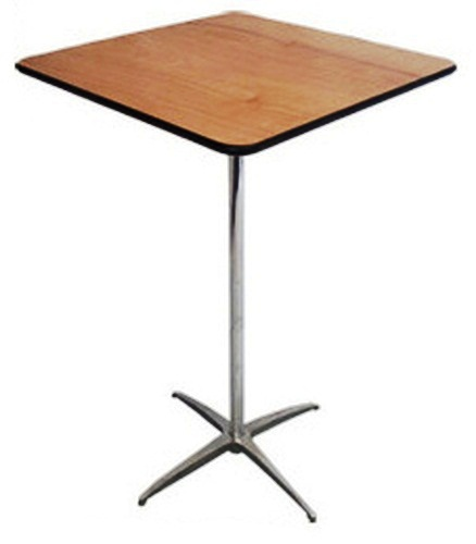 """Cocktail Table Short Boy 30"""" Heights X 36"""" Wide Square"""
