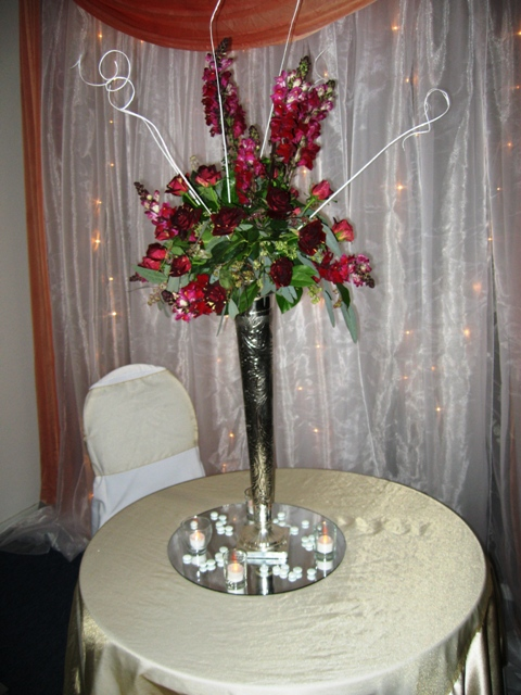 Center Pieces Flower