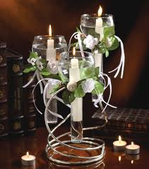 Center Pieces Candle