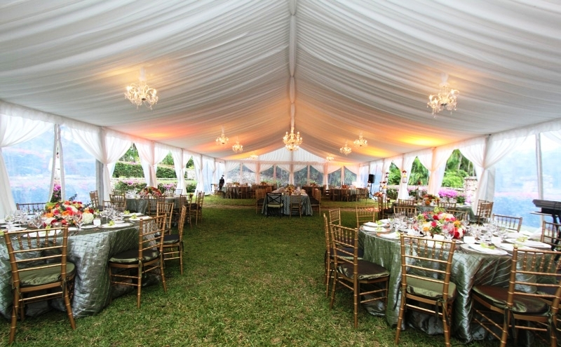 Tent Liners 40'x90'