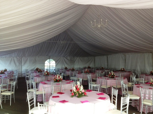 Tent Liners 40'x50'
