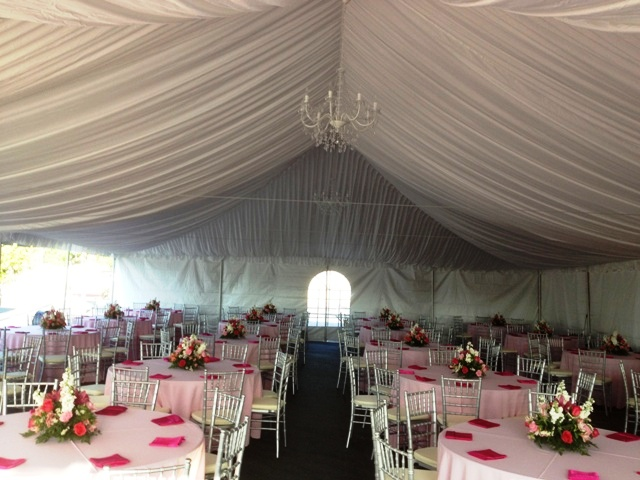 Tent Liners 40'x40'
