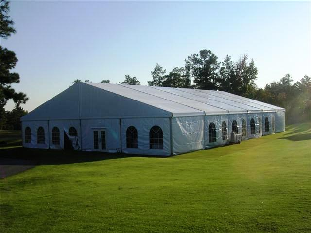 Clearspan Structure Tents 50\' X 60\'
