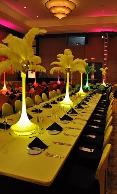 Feathers Centerpieces FCP-42