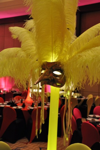 Feathers Centerpieces FCP-80