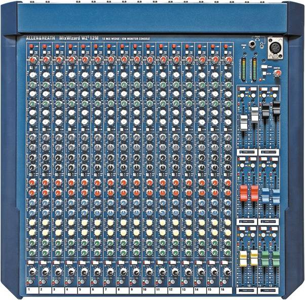 Mixers Allen & Heath Mix Wizard 16