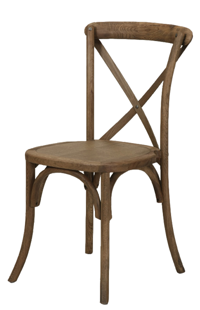 Crossback Vineyard Chairs