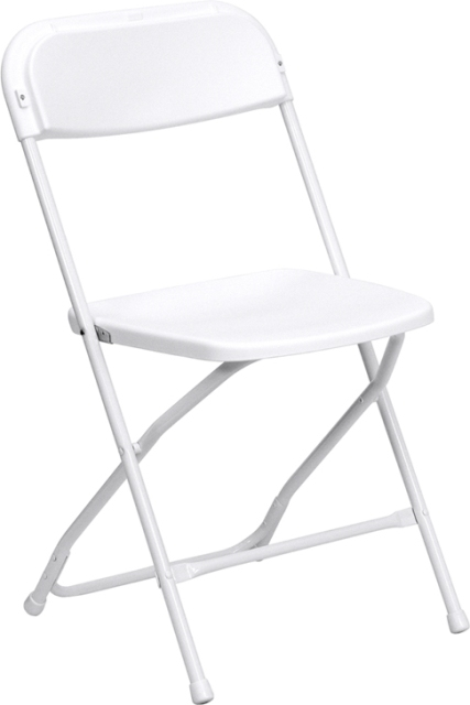 Plastic Folding Chairs All Occasion Rentals